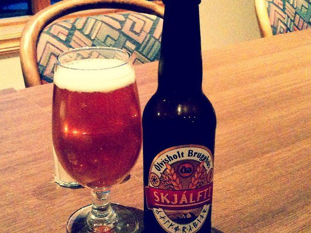 L'islande dans mon verre de bière